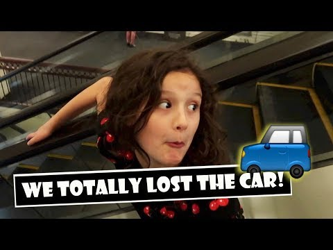 We Totally Lost The Car 🚗 (WK 371.3)   Bratayley