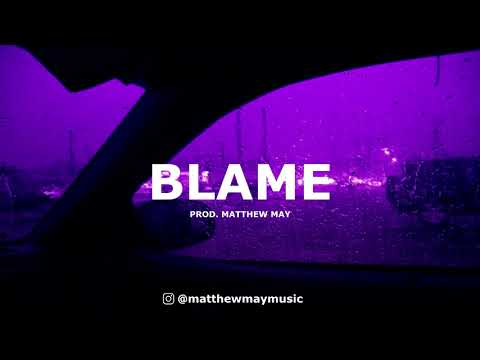 "[FREE FOR PROFIT] Chill Piano R&B Type Beat – ""Blame"""