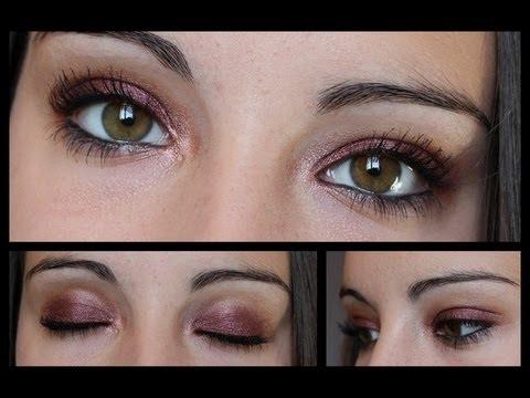 [Tutoriel Maquillage 2] Maquillage dAutomne avec du Bordeaux