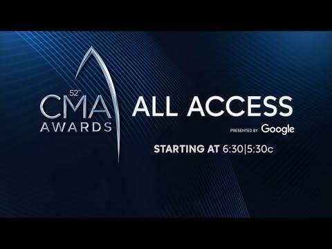 CMA Awards 2018 All Access Red Carpet Live Stream Mp3