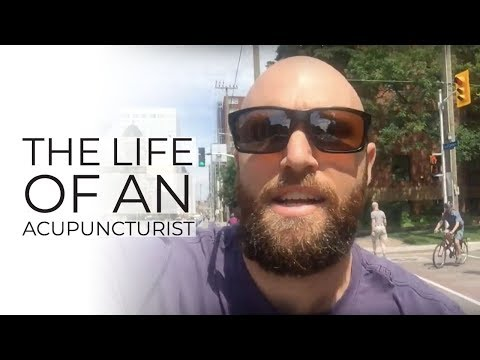 Acupuncture Coaching | Life of An Acupuncturist | (2017)