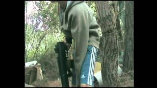 airsoft war 30 07 2011 ics m4 cyma mp5 jg mp5 m82 m85 ak47