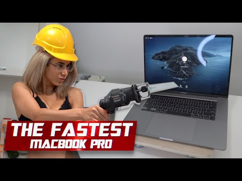 How To Make The MacBook Pro FASTER Than A 28 Core Mac Pro | BUILD GUIDE