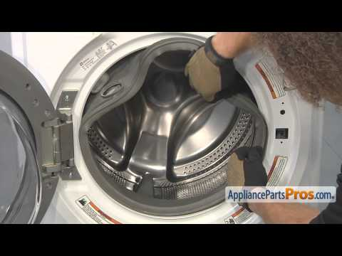 Washer Bellow Tub Seal (part #WP8182119) - How To Replace