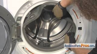 Washer Bellow Tub Seal (part #8182119) - How To Replace