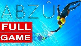 ABZU Gameplay Walkthrough Part 1 [1080p HD PS4] - No Commentary (ABZU FULL GAME)