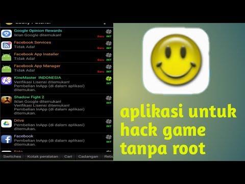 Cara Hack Diamond Uang & Koin Semua Game Android Tanpa Root !!