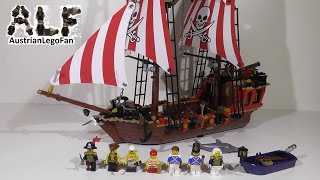 Lego Pirates 70413 The Brick Bounty / Grosses Piratenschiff - Lego Speed Build Review