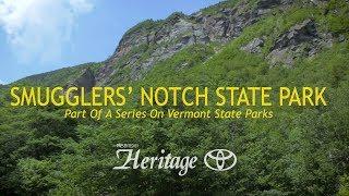 Smugglers' Notch State Park | Heritage Toyota