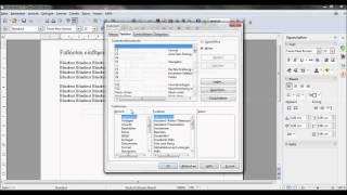 Hausarbeit schreiben - Fußnoten in OpenOffice einfügen (mit Tastenkombination)