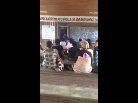 Creative Health Education in Blantyre, Malawi