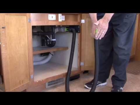 RV DIY® Vroom RV Retracting Central Vacuum System