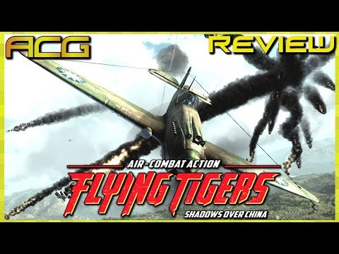Flying Tigers: Shadows Over China Review