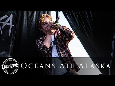 Oceans Ate Alaska Interview | Warped 2016