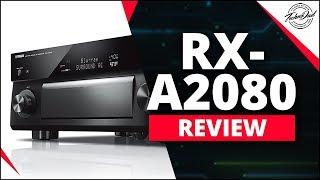 Yamaha Aventage RX-A2080 Review | Dolby Atmos A/V Receiver