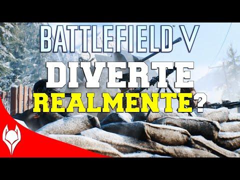 BATTLEFIELD V - DIVERTE REALMENTE? thumbnail