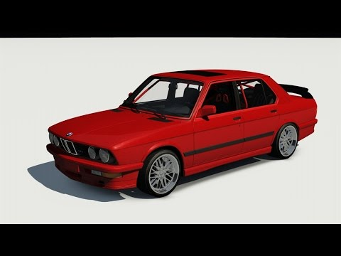 assetto corsa tuning mod bmw m5 e28 tuning by dptune. Black Bedroom Furniture Sets. Home Design Ideas