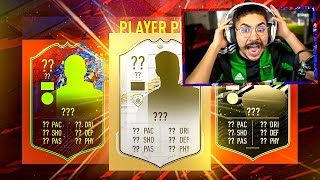 200 PLAYER PICKS!! WE PACKED AN ICON!! FIFA 21