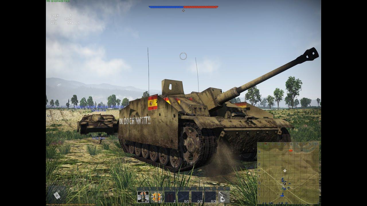 War thunder gameplay espanol yahoo