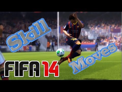 fifa 14 ios skill moves tutorial