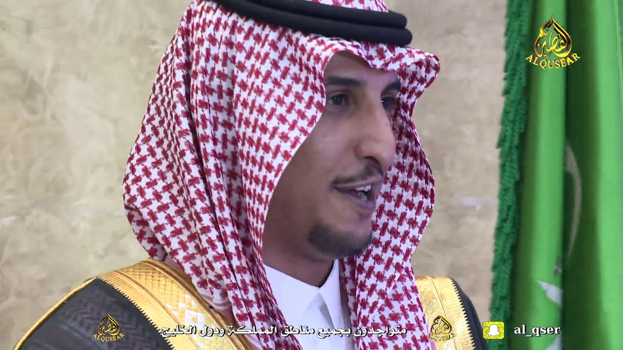 حفل زواج الشاب  ناصر بن محمد بن مسفر ابورداعه الدغيلبي - الرياض - ١٤٣٩/٧/٢٠هـ