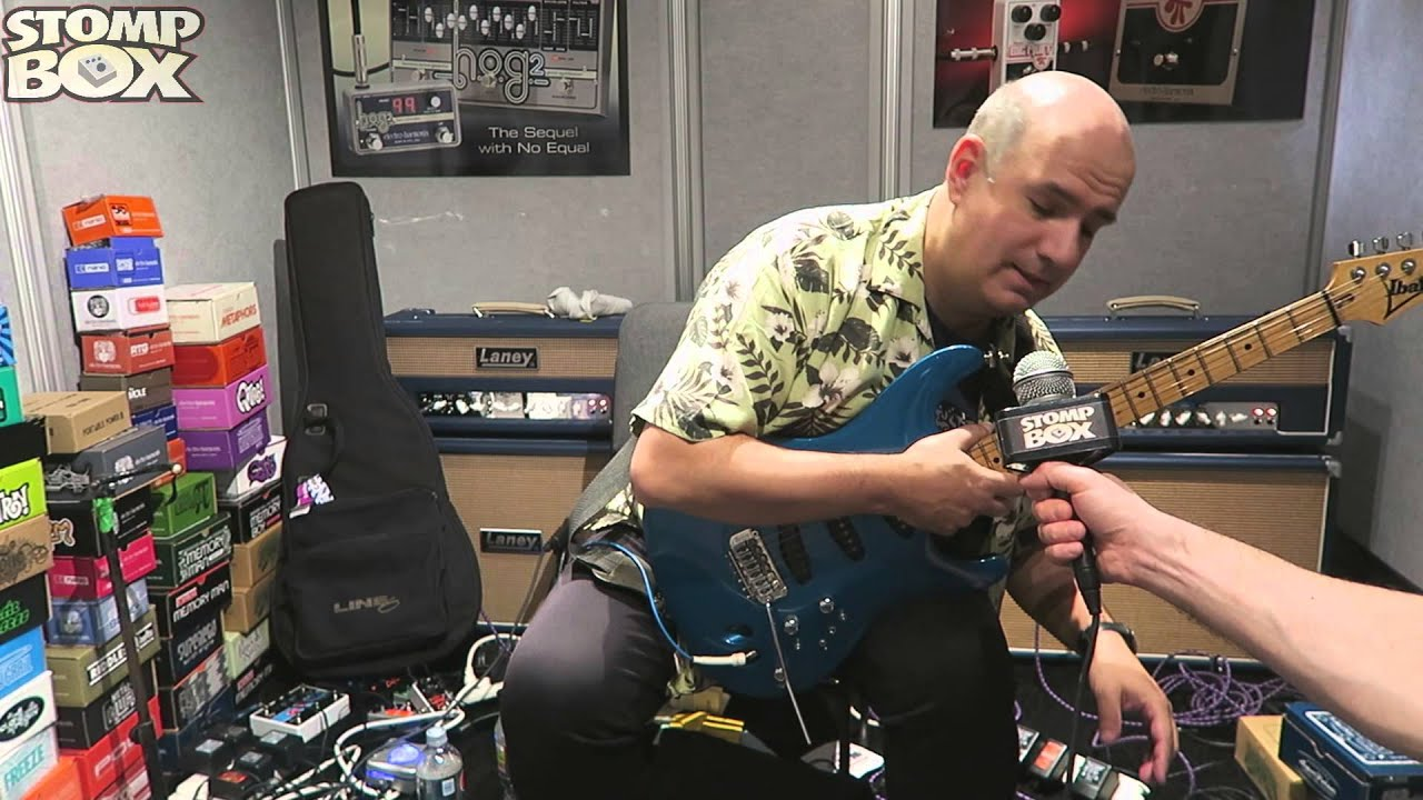 electro harmonix holy grail neo reverb pedal demo at namm 2015 youtube. Black Bedroom Furniture Sets. Home Design Ideas