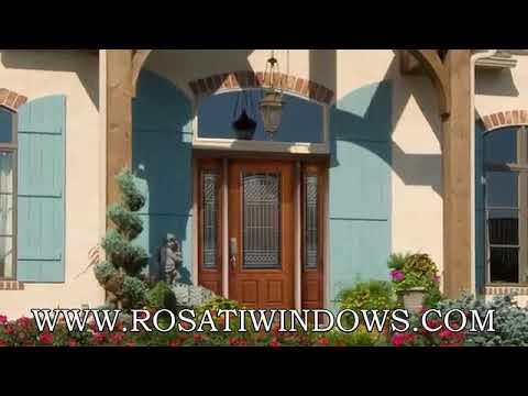 Rosati Windows We Also Make Doors