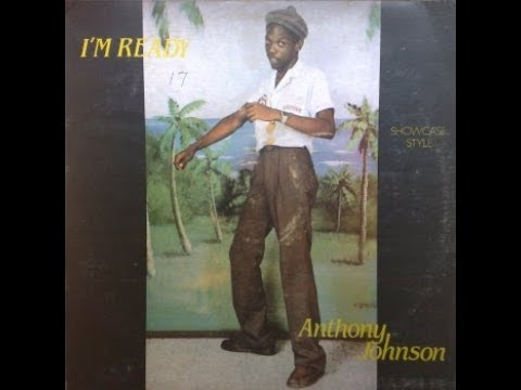Anthony Johnson - I'm Ready Showcase Style (1983) Full Album