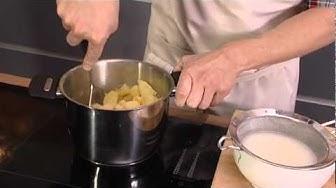 Riistakäristys ja lanttu-perunasose