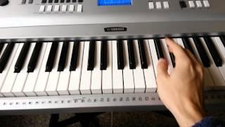 Que quieres de mi / Luis Fonsi - Piano Tutorial
