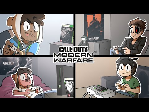 Modern Warfare But It Reminds You Of The Old Black Ops 2 Days...
