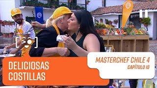 Deliciosas costillas   MasterChef Chile 4   Capítulo 10