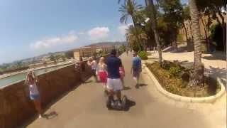 Segway City Tour Palma, Majorca