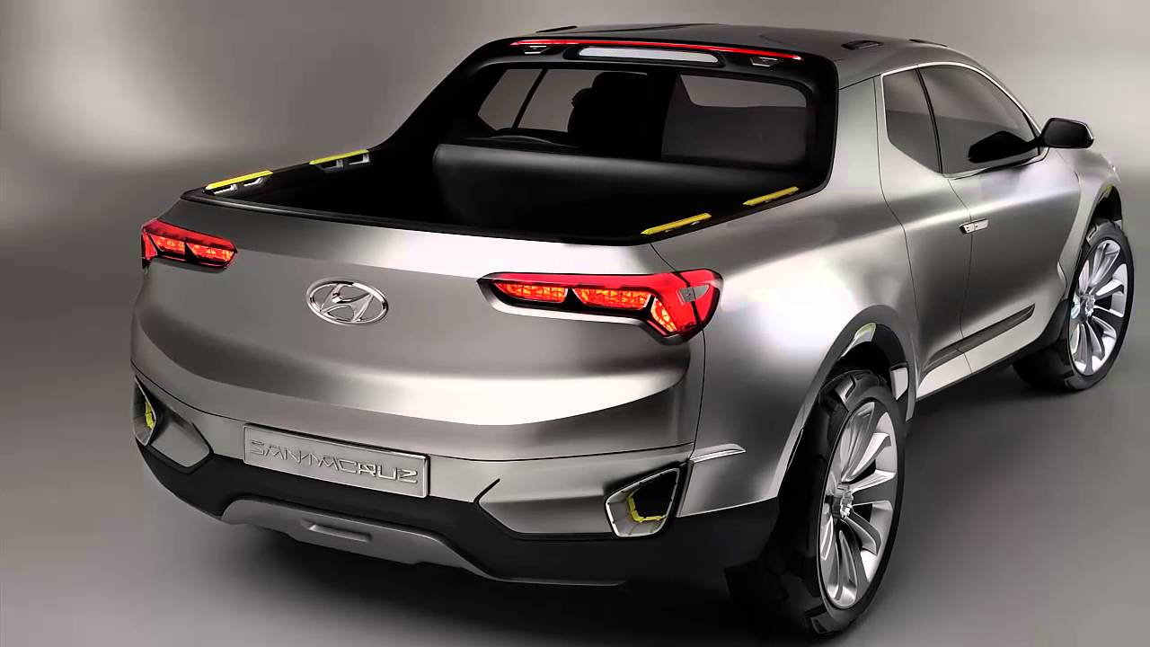 Hyundai Santa Cruz Truck The Long Awaited Pickup Finally Arrives A Sel Ed Rad Looking You