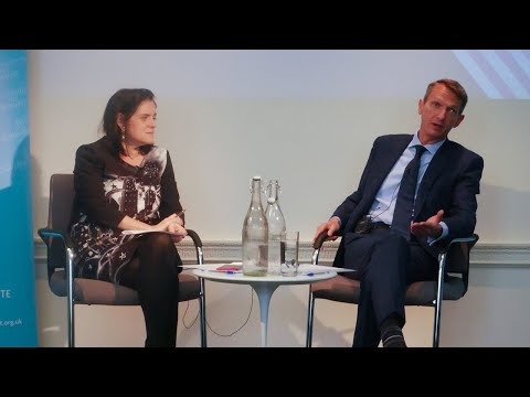 In conversation with Andy Haldane