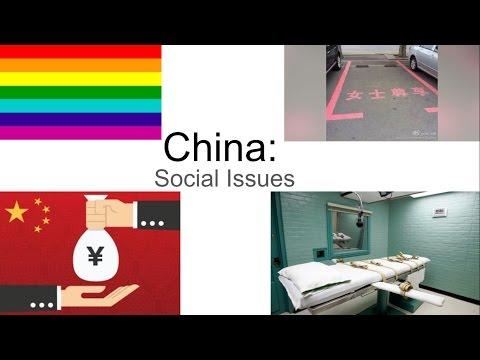 China: Social Issues