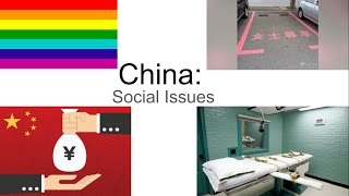China: Social Issues