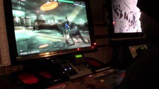 Tekken 6 Bloodline Rebellion AC fun!