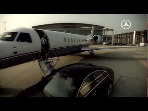 Mercedes-Benz S-Class W221 Luxury Trailer