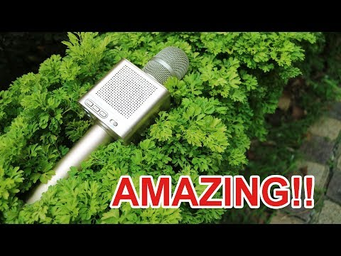 MicGeek Q10S Review (Bluetooth Karaoke Microphone)