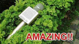 MicGeek Q10S Review (Bluetooth Karaoke Microphone)