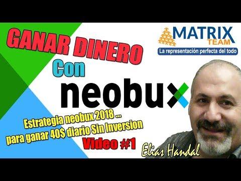 Estrategia Neobux (2019)
