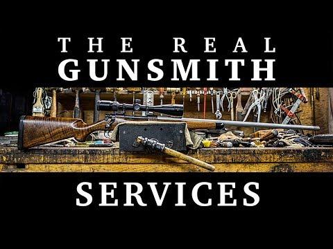 The Real Gunsmith – Gunsmith Services at Randy's Custom Rifles