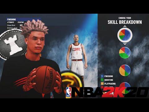 Mon Joueur NBA2K20