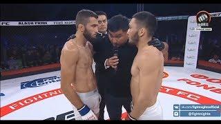 Жуман Жумабеков vs. Мухамед Эминов / Zhuman Zhumabekov vs. Mukhamed Eminov