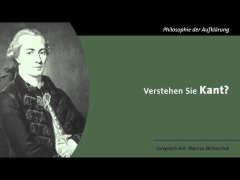 Verstehen Sie Kant ?
