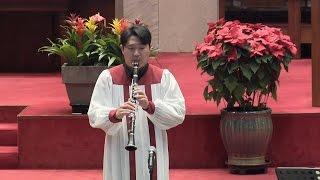 하나님의 사랑 - 종교교회 조성호(2016.12.04)