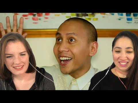Mikey Bustos Filipino Superstitions and Beliefs Tutorial Reaction Video