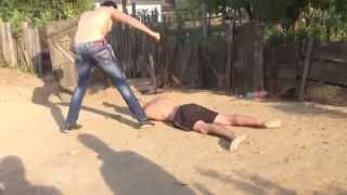 Fight Video Драки Деревенские бои без правил!!!