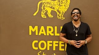 ROHAN MARLEY talking MARLEY COFFEE ON ITM INTHEMIXX WITH GINA GLICKMAN GIORDAN BEINTHEMIXX  THEWANNA